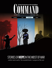 Command magazine cover