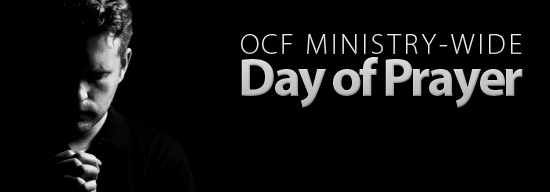 OCF Day of Prayer