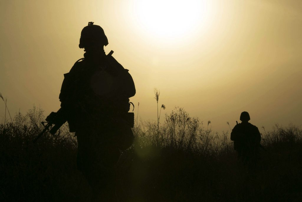 SSGT Warren Peace, USMC/Flickr
