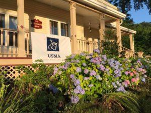 Front of USMA OCF Fellowship House