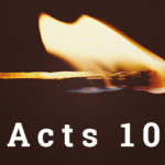 Acts Chapter 10
