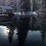 Spring Canyon—Winter Sports Retreat, Week 1