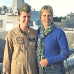 """Chris Thompson, Gold Star Mother: """"God wants you to keep on living"""""""